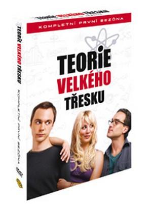 Teorie velkého třesku 1. série - 3 DVD