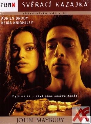 Svěrací kazajka - DVD (Film X III.)