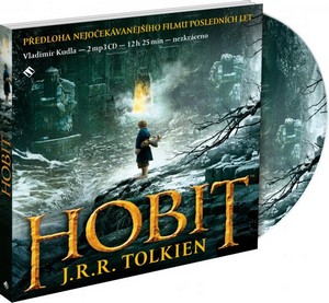 Hobit - 2 CD MP3 (audiokniha)