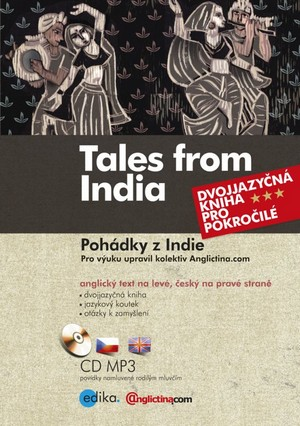 Tales from India / Pohádky z Indie + CD