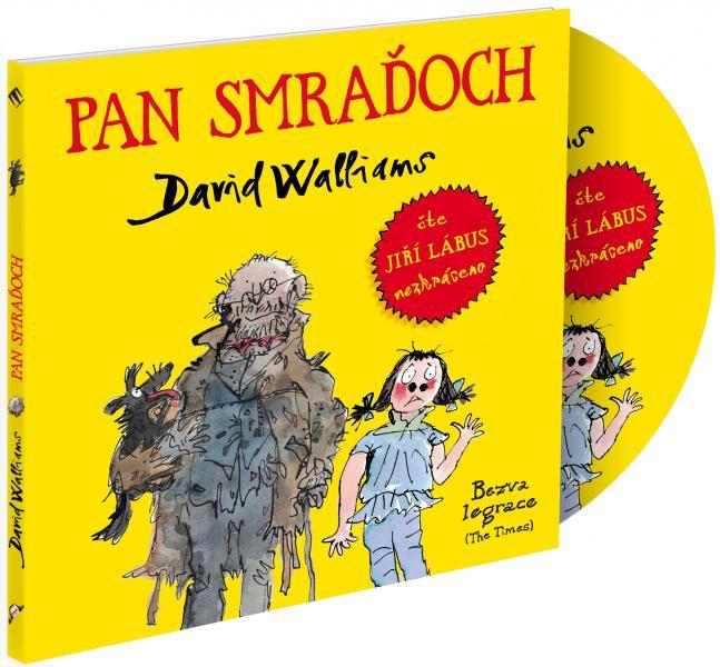 Pan Smraďoch - MP3 CD (audiokniha)