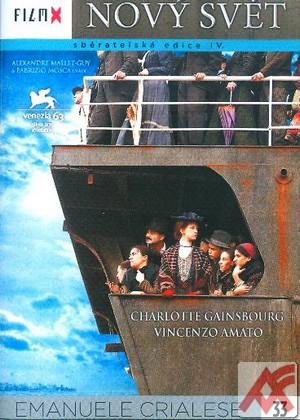Nový svět - DVD (Film X IV.)