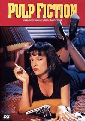 Pulp Fiction - DVD (papierový obal)