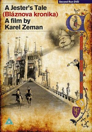 A Jester´s Tale (Bláznova kronika) - DVD