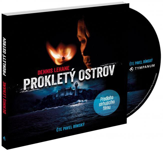 Prokletý ostrov - 2 CD MP3 (audiokniha)