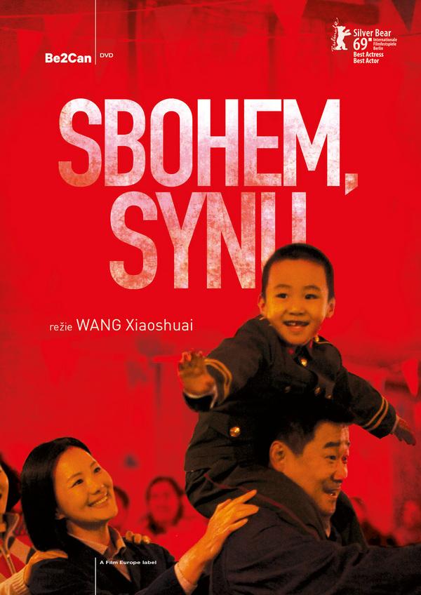 Sbohem, synu - DVD