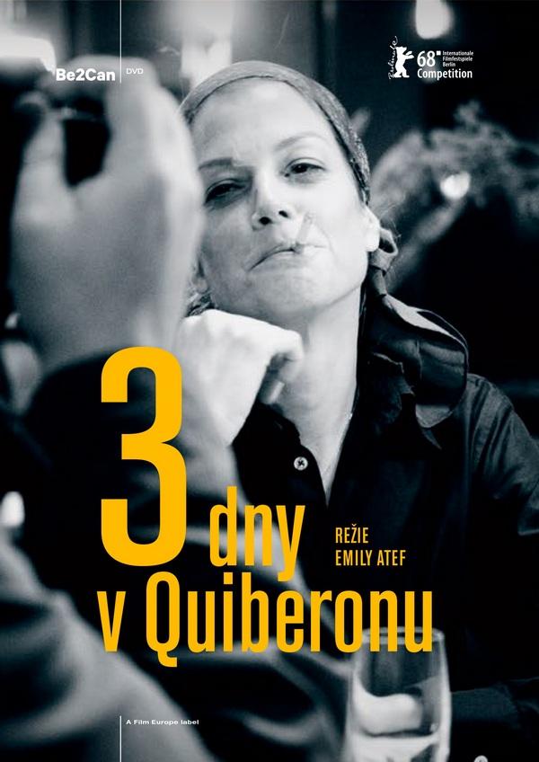 3 dny v Quiberonu - DVD