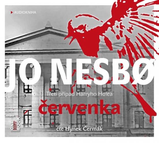 Červenka - 2 MP3 CD (audiokniha)
