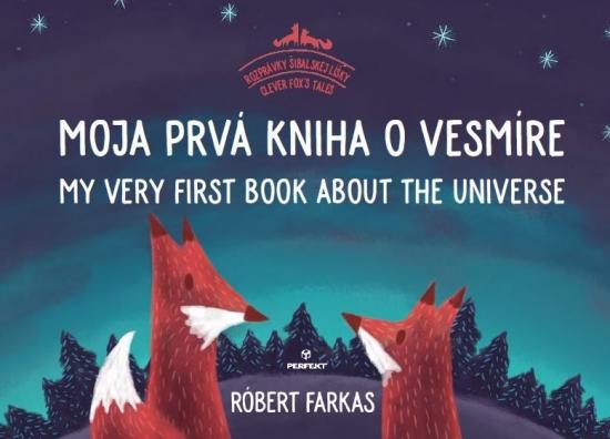 Moja prvá kniha o vesmíre