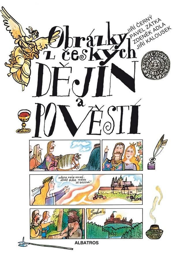 Obrázky z českých dějín a pověstí