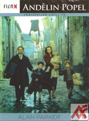 Andělin popel - DVD (Film X IV.)