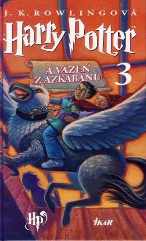 Harry Potter a Väzeň z Azkabanu (tvrdá väzba)