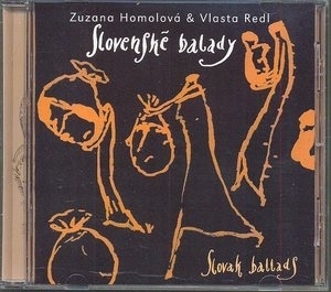 Slovenské balady / Slovak Ballads - CD
