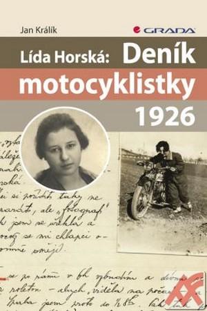 Lída Horská. Deník motocyklistky 1926