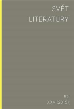 Svět literatury 52/2015