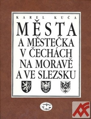 Města a městečka v Čechách, na Moravě a ve Slezsku 6. Pro-S