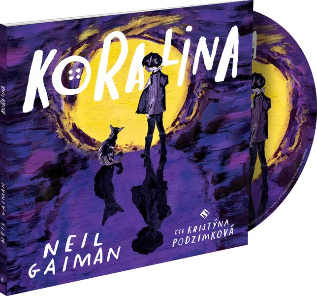 Koralina - CD MP3 (audiokniha)