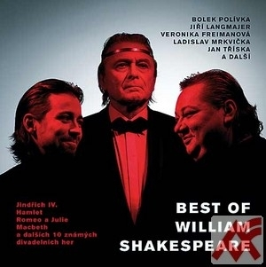 Best of William Shakespeare - 2 CD (audiokniha)