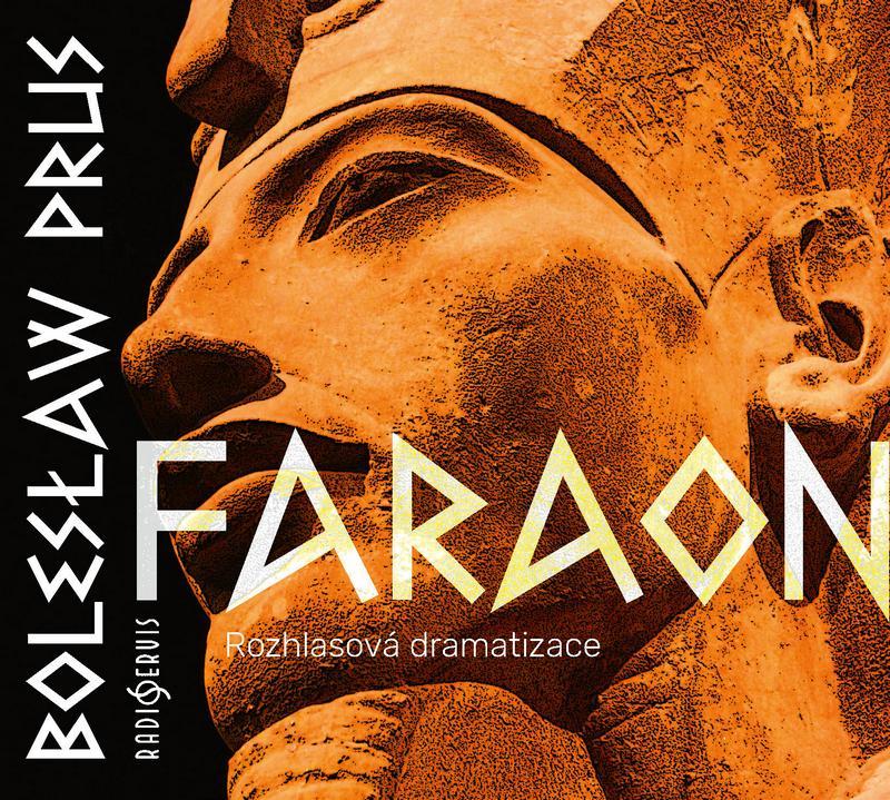Faraon - CD MP3 (audiokniha)