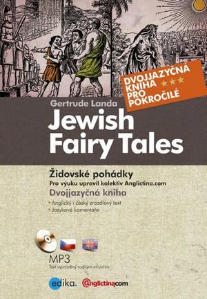 Jewish Fairy Tales / Židovské pohádky + CD MP3 (audiokniha)
