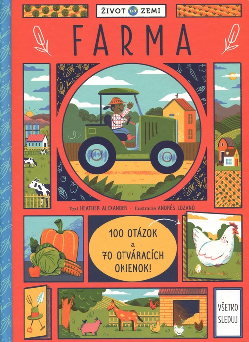 Farma - 100 otázok a 70 okienok