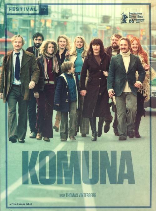 Komuna - DVD