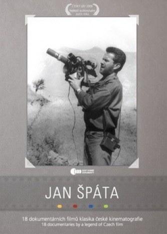Jan Špáta - 4 DVD