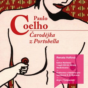 Čarodějka z Portobella - CD MP3 (audiokniha)
