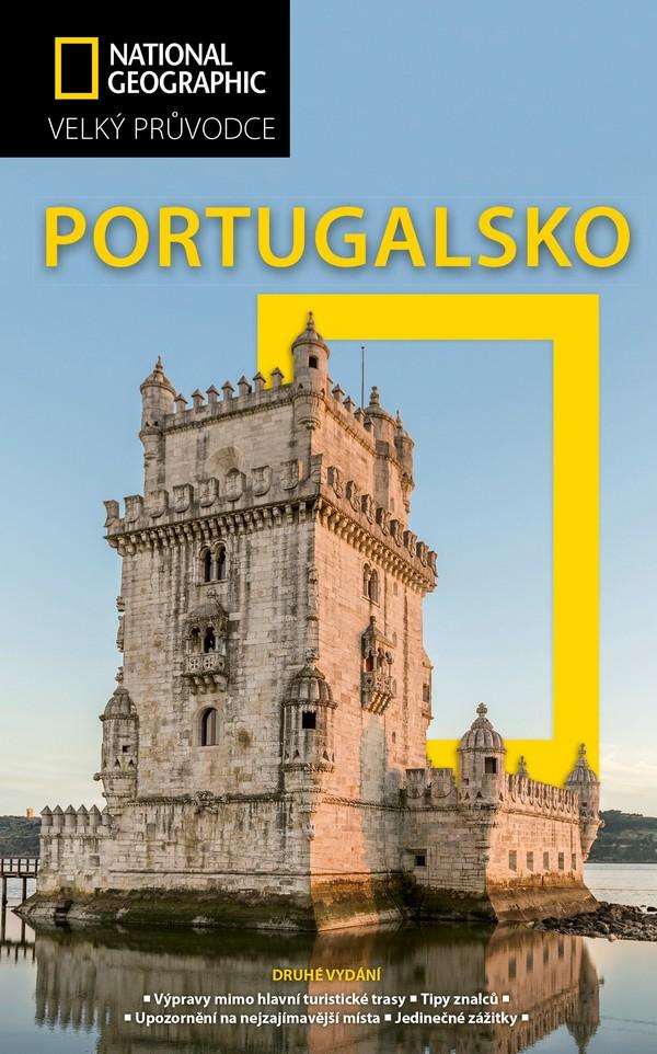 Portugalsko - Velký průvodce National Geographic