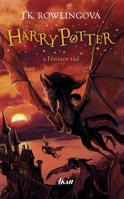 Harry Potter a Fénixov rád (mäkká väzba)