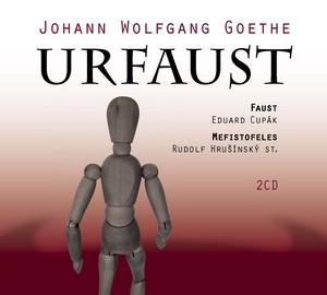 Urfaust - 2 CD (audiokniha)