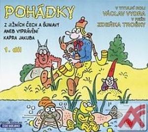 Pohádky z Jižních Čech a Šumavy - CD (audiokniha)