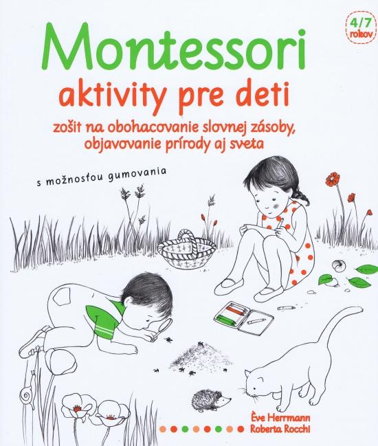 Montessori. Aktivity pre deti