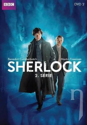 Sherlock - 2. série - DVD 2