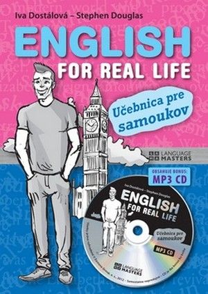 English for Real Life. Učebnica pre samoukov + CD MP3