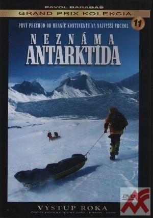 Neznáma Antarktída - DVD