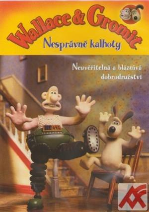 Wallace a Gromit. Nesprávné kalhoty - DVD