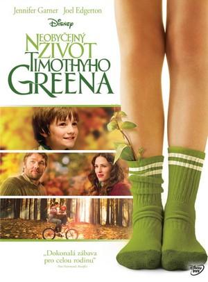 Neobyčejný život Timothyho Greena - DVD