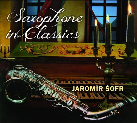 Saxophone In Classics - CD