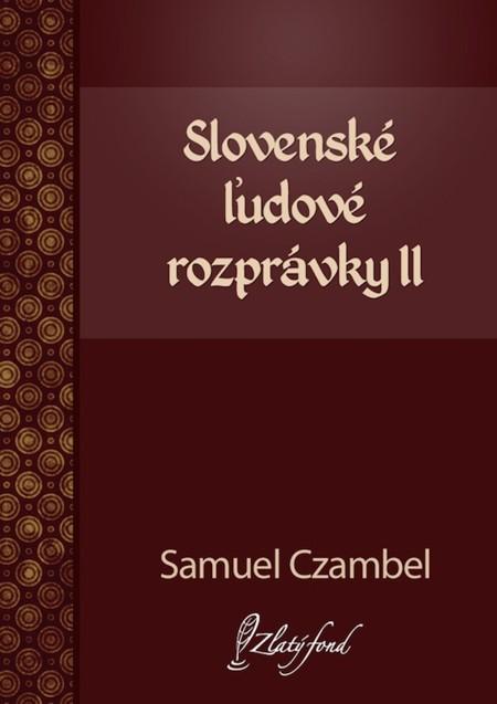 Slovenské ľudové rozprávky II