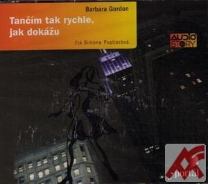 Tančím tak rychle, jak dokážu - 5 CD (audiokniha)