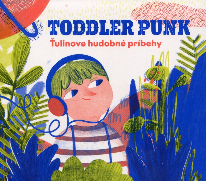 Toddler Punk - CD
