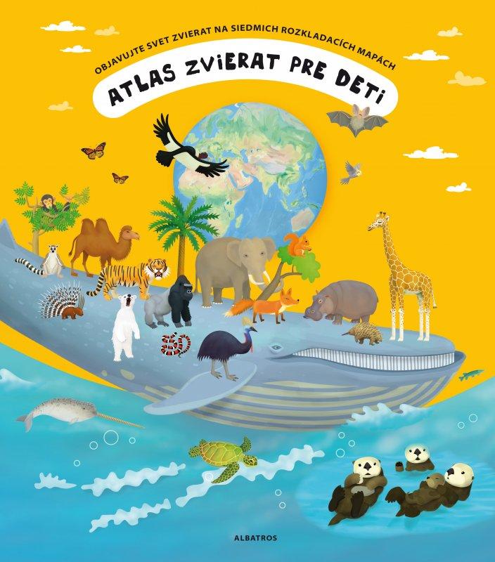 Atlas zvierat pre deti